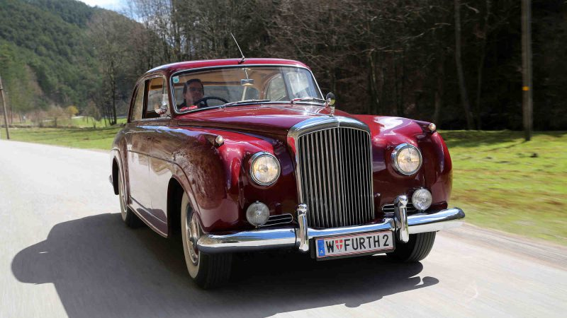 Bentley S1 Two Door Coupe