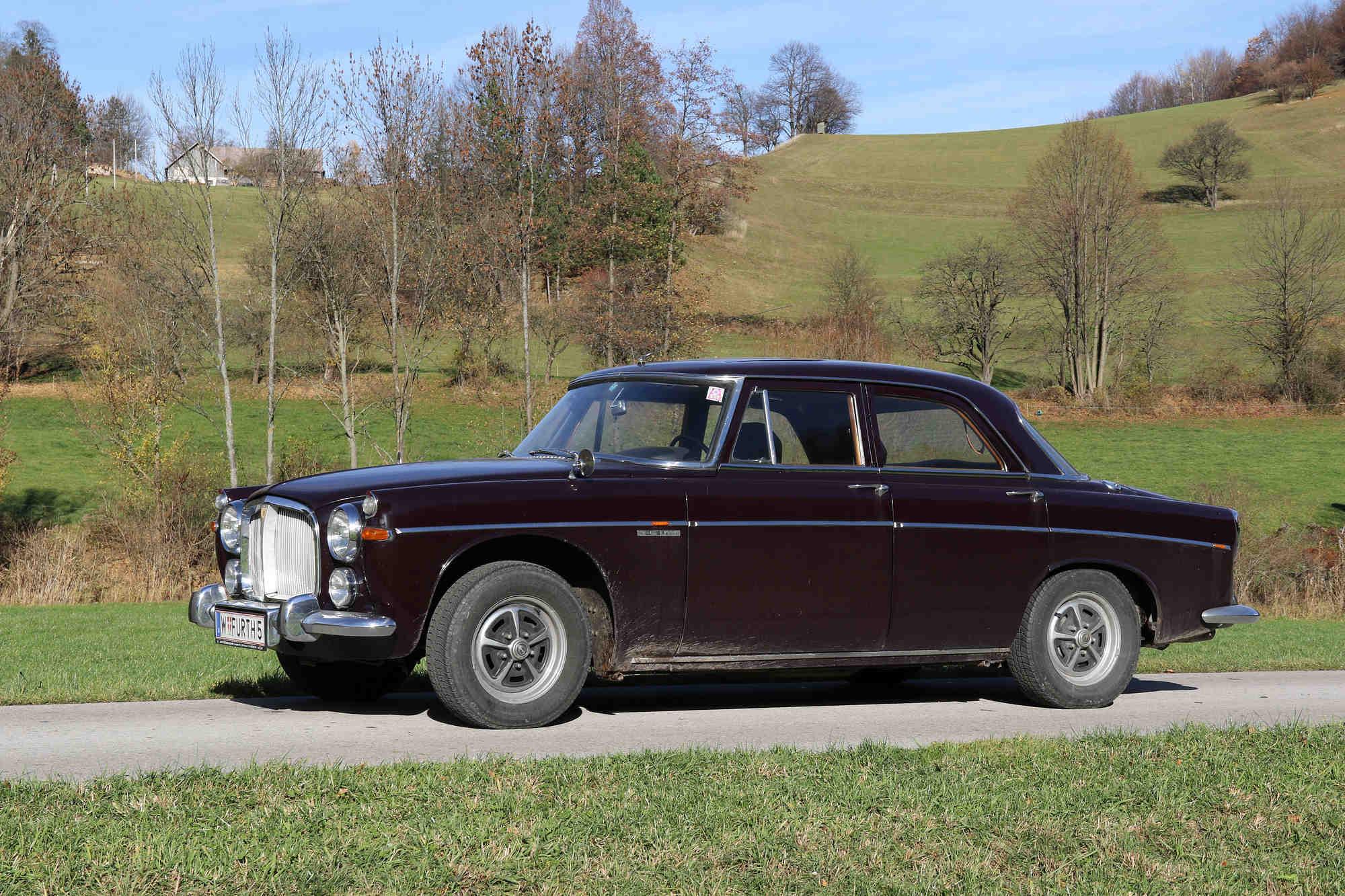 Rover P5b 1973