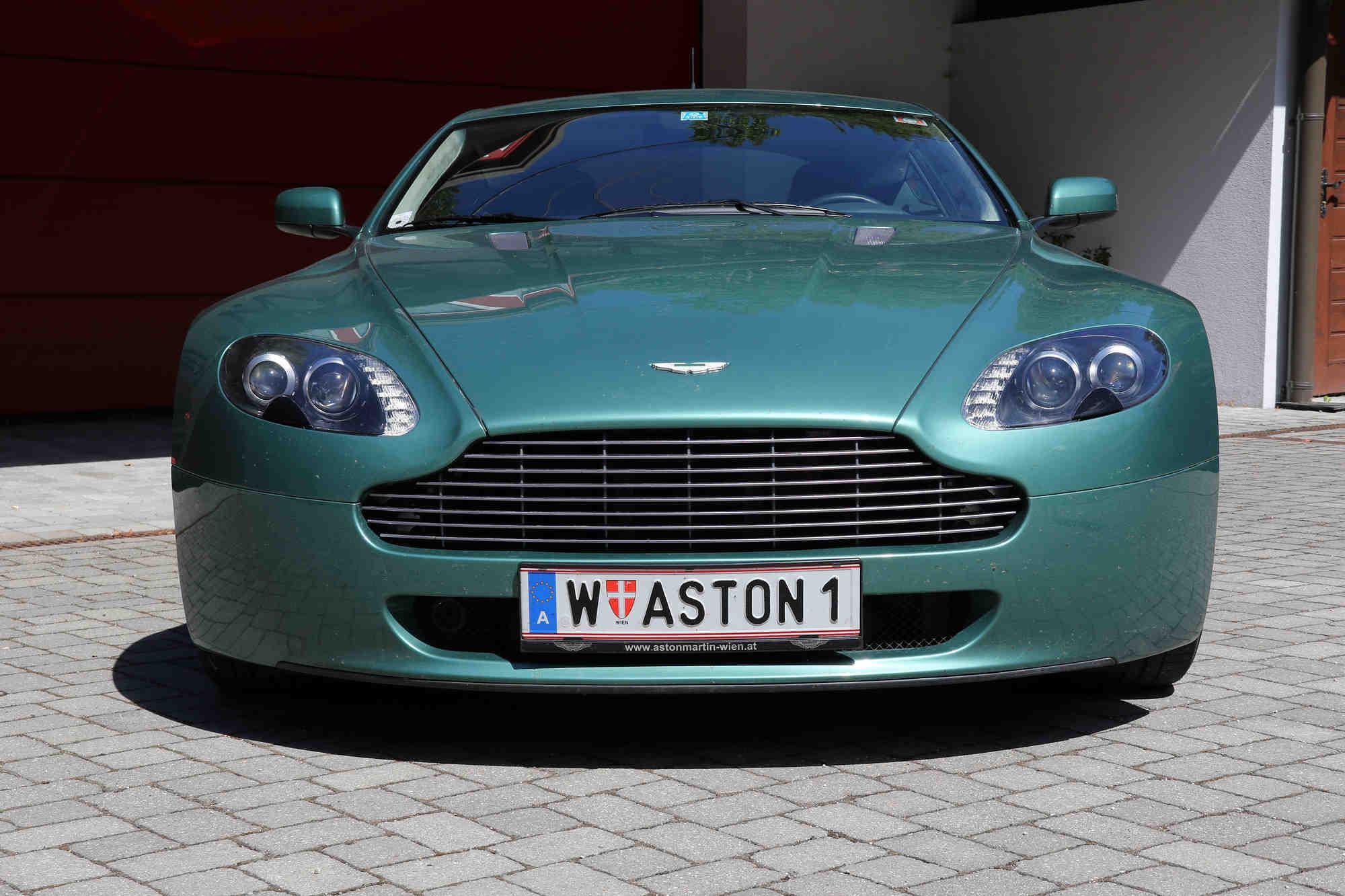 Aston Martin V8 Vantage, Bj. 2006