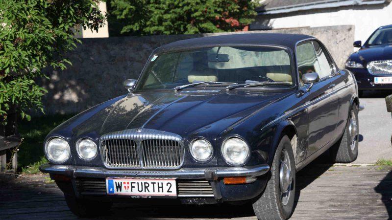 Jaguar XJC 6  (Daimler)