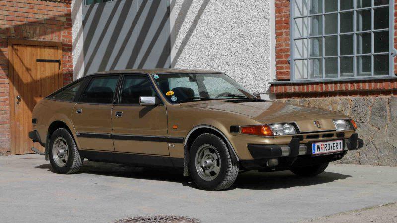 Rover SD1 3500
