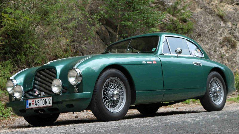 Aston Martin DB 2
