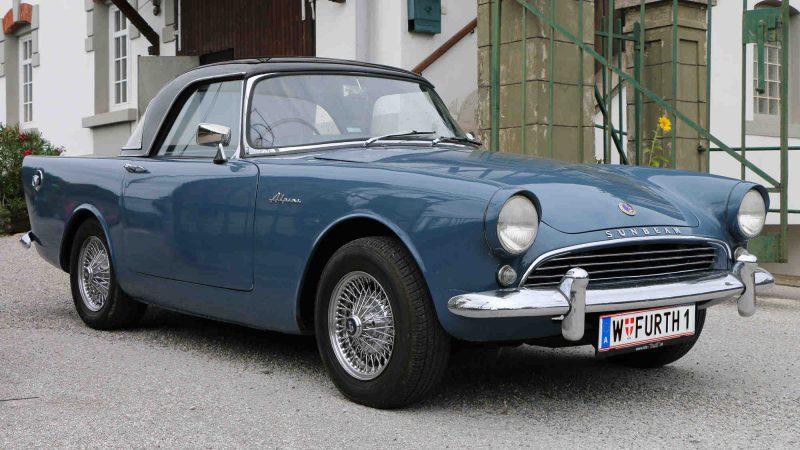 Sunbeam Alpine Mk 2